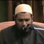 Qari Husain Dalvie – Surah Ghashiyah (Khalaf 'an Hamzah)