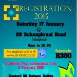 Al-Tanzil – Registration 2015